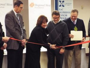 Regional West Cancer Treatment Center unveils new CT simulator