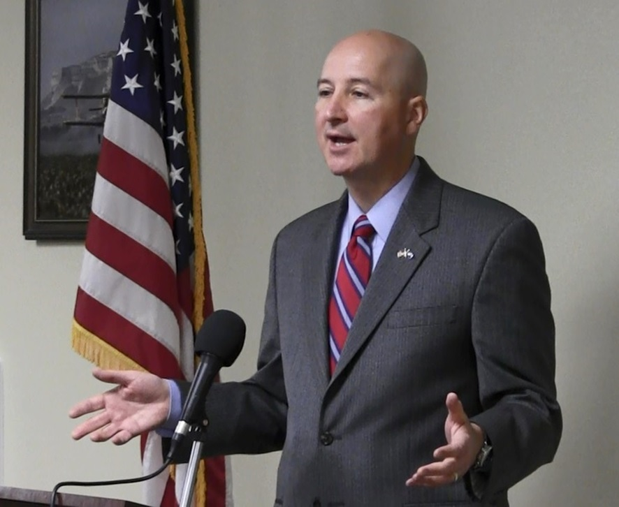 Gov. Ricketts Addresses the USDA's 95th Annual Agricultural Outlook Forum