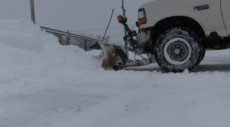 NSP Urges Caution, as Snowstorm Hits State