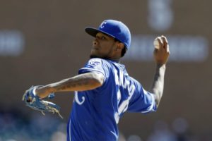 Royals Pitcher Dies In Car Accident