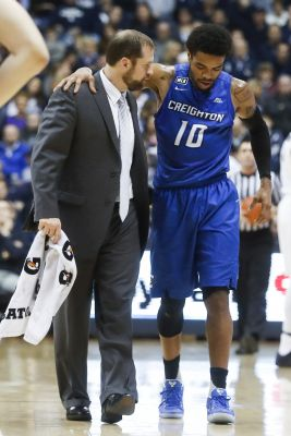 Creighton Suffers Huge Loss