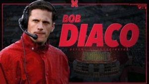 Huskers Name Diaco as Defensive Coordinator