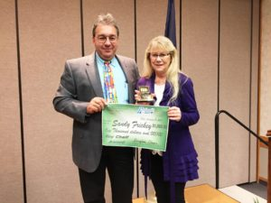 Panhandle Coop Association awards Roy Chelf Award