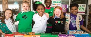 (Audio) West Point 4th Grader Talks About Girl Scout Cookie Sales