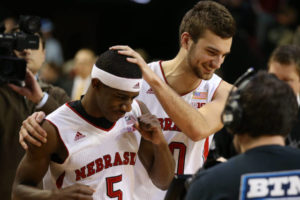 Huskers lose in final seconds