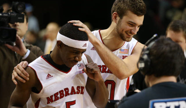 The Huskers return home for Ohio State Wednesday night. Photo Courtesy Scott Bruhn/Nebraska Communications