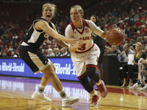 Shepard, Whitish Shoot Huskers Past Spartans in OT