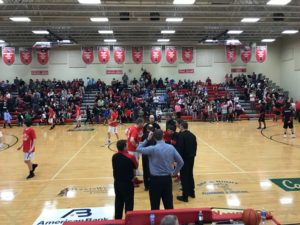 (AUDIO) Friday night hoops recap, SB vs. Gering preview