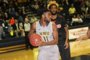 WNCC men fall to Casper College