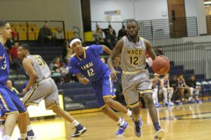 WNCC men top No. 11 Lamar in overtime