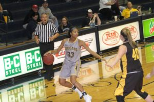 WNCC women fall to Lamar