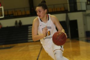 WNCC women down Casper for 15th win of season