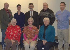 Parents salute seven NCTA faculty