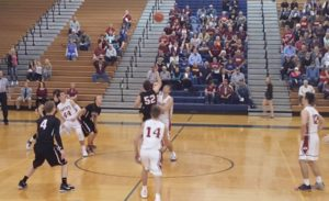 (Audio) Swedes Advance In Post Season With A 71-56 Win Over Cozad
