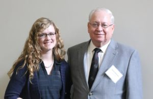 McKenzie Beals Awarded Larry E. Sitzman Youth in Nebraska Agriculture Scholarship