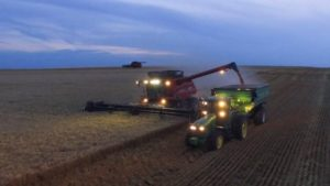 Drone Video of Kansas Harvest to Premiere at Festival