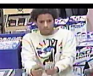 Cozad Police post robbery suspect's photo