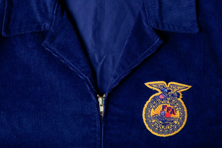 National FFA Presents Bill to Amend Federal Charter on House Floor