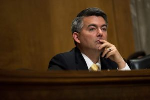 Colorado's Gardner Speaks on Senate Floor About Importance of Agriculture