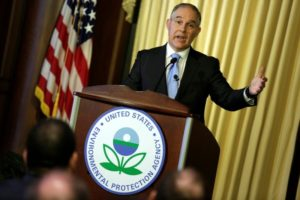 New EPA Chief Says Agency Can Also Be Pro-Jobs