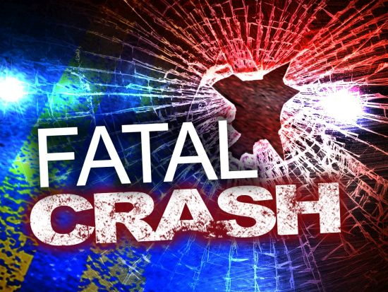 Rollover crash west of Lexington results in death