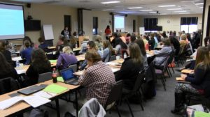 ESU #13 Mid Winter Conference gives teachers additional skills