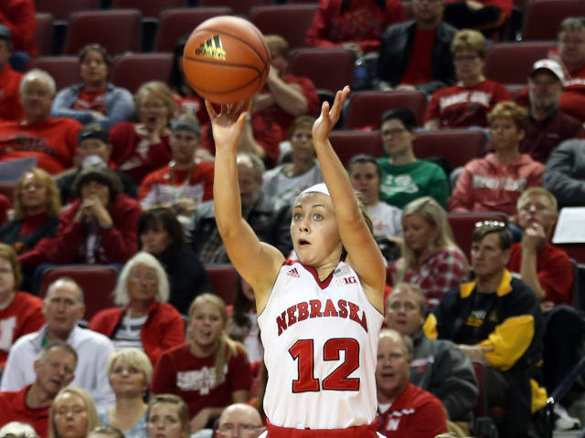 Husker Women fall at home to Ohio State