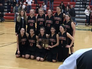 Mitchell girls Lincoln bound after C1-6 title win over Chase County