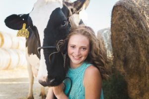 New Nebraska Dairy Princess Crowned in Columbus