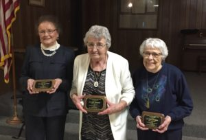 Cow-Belles Become First Ladies Inducted Into DCC Hall-of-Fame