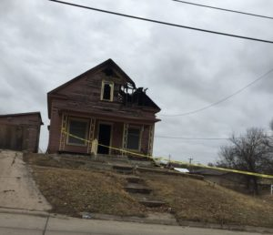 House fire leaves Sutton family displaced