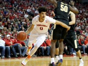 Husker Men fall at MSU