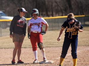 Northeast softball falls to Western Nebraska