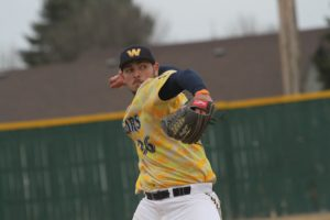 WNCC baseball wins twice on Sunday