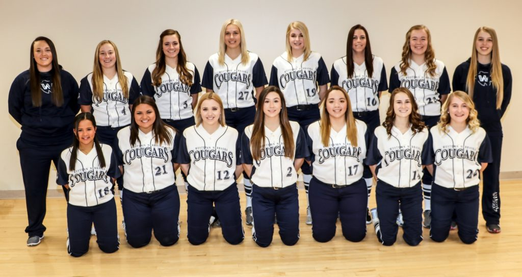WNCC softball falls twice to Trinidad on Sunday