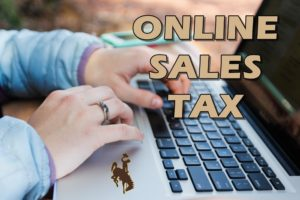 Wyoming Legislature approves bill to collect online sales tax