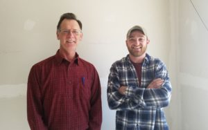 Father and son get set to open distillery in Scottsbluff