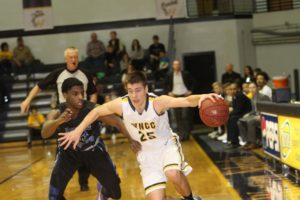 WNCC men fall to NW Florida State