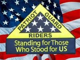 Patriot Guard Riders To Attend Pagels Funeral
