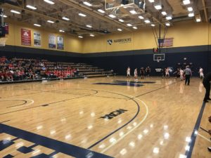 Scottsbluff basketball teams split games with Rapid City Central