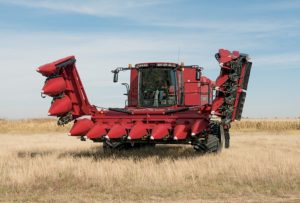 New Trends in Combine Heads