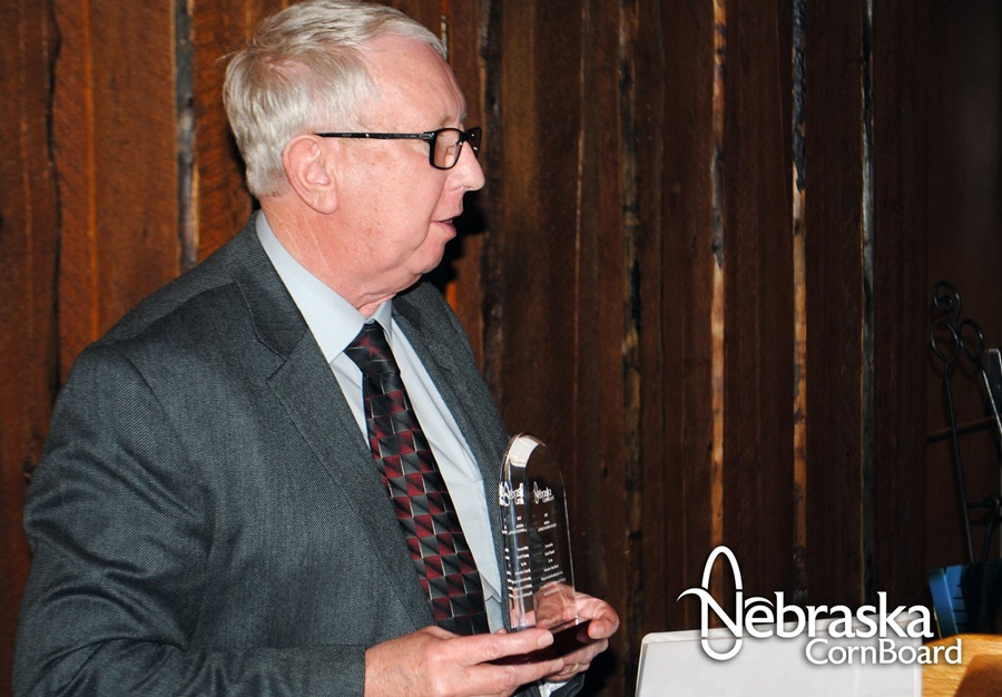 (VIDEO) KRVN's Dave Thorell Recognized by Nebraska Corn Board