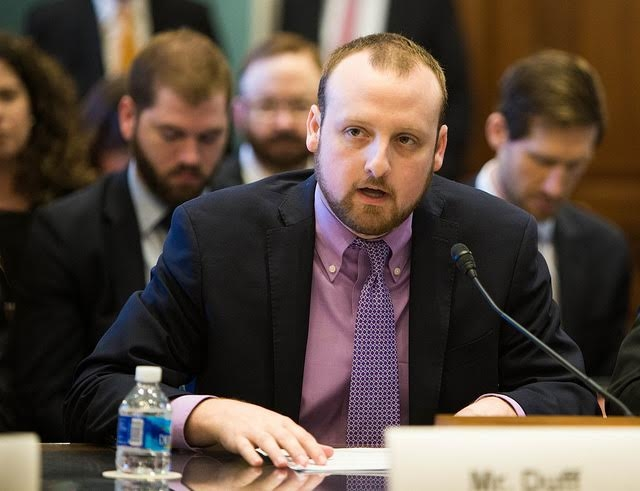 Duff Testifies Before Congress on Behalf of Sorghum Industry