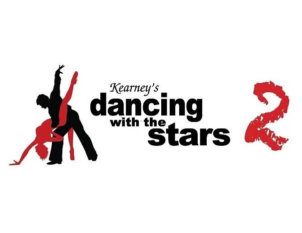 Stars for Kearney's Dancing with the Stars 2 revealed