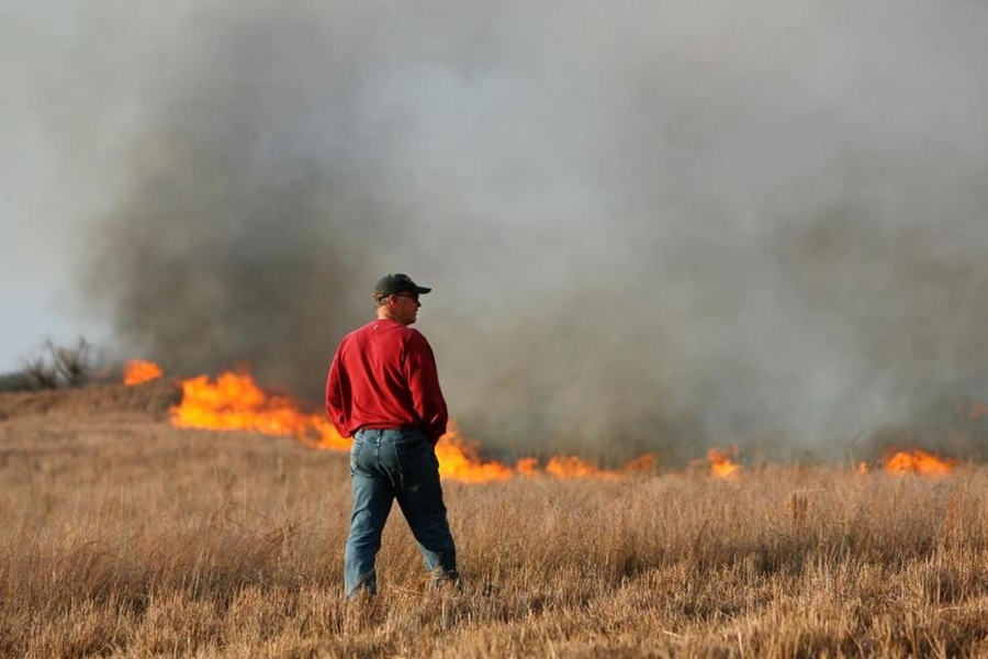 Kansas Legislature Passes Sales Tax Break After Wildfire