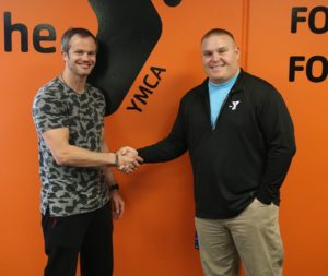 Lexington Grad Gives $10,000 to YMCA Game Room