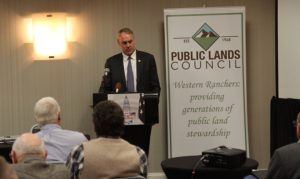 Secretary Zinke Headlines Public Lands Council Legislative Fly-in