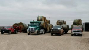 Requirements waived for trucks hauling to aid victims of Kansas wildfires