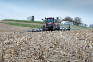 New grant will help define best practices for no-till organic grain production