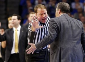 Nebraska ref target of death threats after Kentucky loss